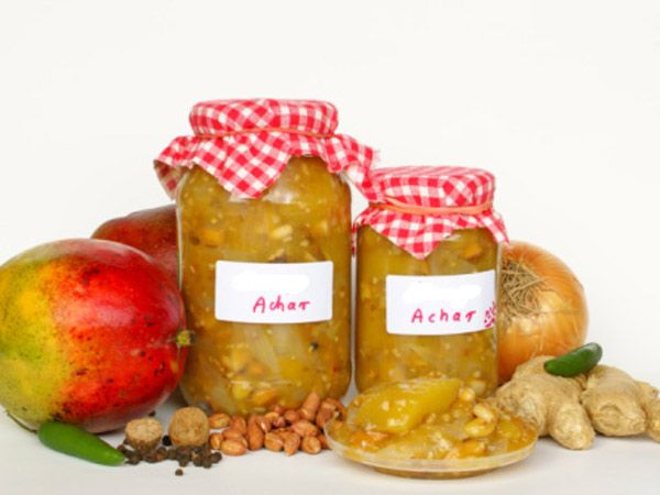 When there is a bottle of tasty and spicy pickle in the house, you know there will be those moments of perfect ease when you can cheat in the kitchen. Well, that elaborate vegetable preparation can be easily replaced by chatpata chundo or a fiery chilli pickle. With this list of classic pickles, we will make sure that your kitchen shelves will never lose out on taste. Don't Miss: 10 Popular Desi Rice Reicpes for Vegetarians Image courtesy: © Thinkstockphotos/ Getty Images