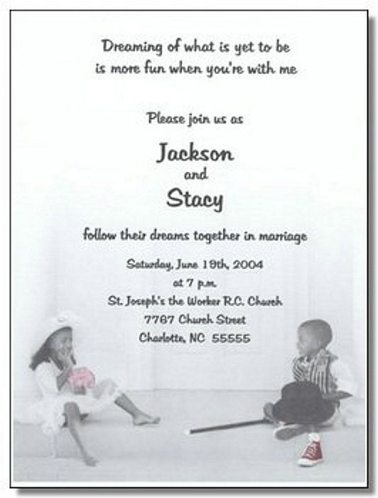 African American Wedding Invitations, Best Friends Engagement Invitations  At Http://www.