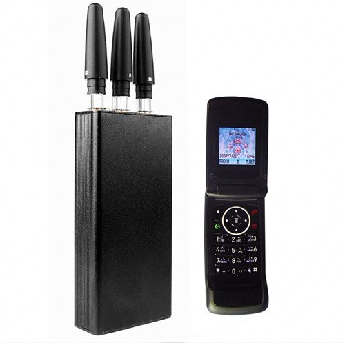 Best cell phone jammer | WiFi Bluetooth Jammer with Range adjustment