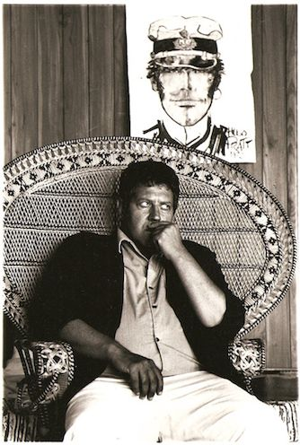 Hugo Pratt - Hugo Pratt (Remini 1927 – Lausanne 1995) Italiaans striptekenaar, vooral bekend als de schepper van Corto Maltese.