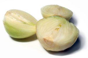 Cómo Pelar Cebollas en el Microondas