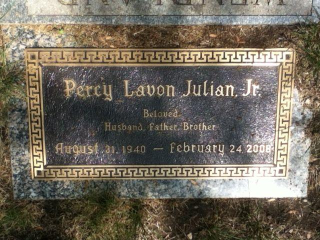 Percy Lavon Julian, Jr