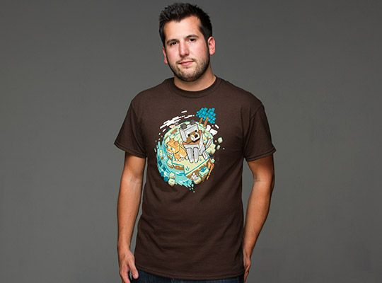 J!NX : Minecraft Owner of the Sphere T-Shirt - Clothing Inspired by Video Games & Geek Culture