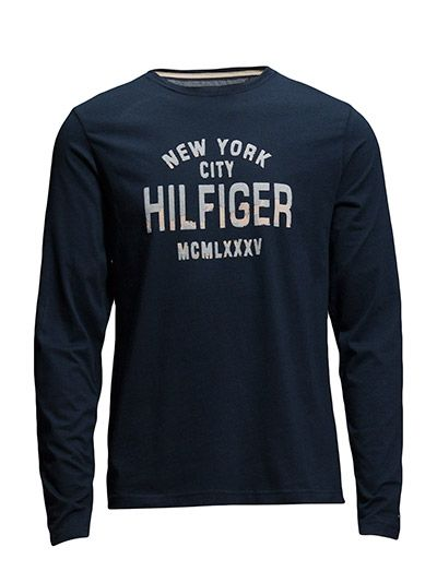 Klikk her for å se og kjøpe Tommy Hilfiger Owen Tee L/s Rf (Blue) på Boozt.com - til 700 kr. Ny kolleksjon fra Tommy Hilfiger! Rask levering, enkel retur og sikker betaling.