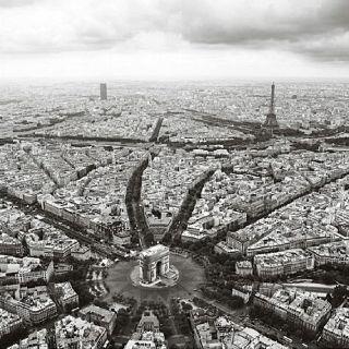 Paris, place de l'Etoile