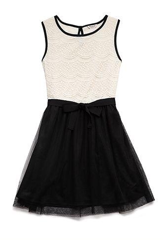 Dainty Lace Dress (Kids)   FOREVEhttps://s-media-cache-ak0.pinimg.com/236x/e2/02/6d/e2026debff463f918ed16629338b7470.jpgR21 girls - 2000090256