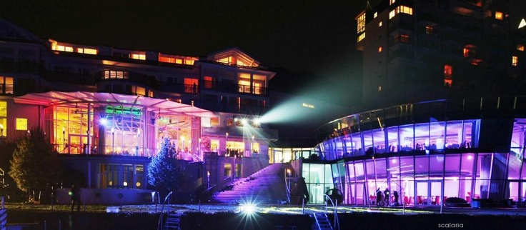 scalaria eventlocation in austria directly on the lake...