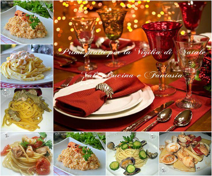 Primi piatti per la vigilia di Natale ricette facili e veloci