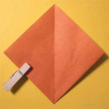 折り紙でトナカイの顔の折り方!簡単クリスマス飾りの作り方 | セツの折り紙処