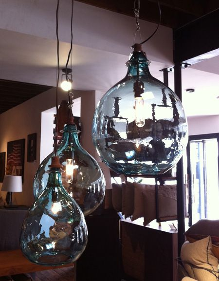 light fixtures, quirky
