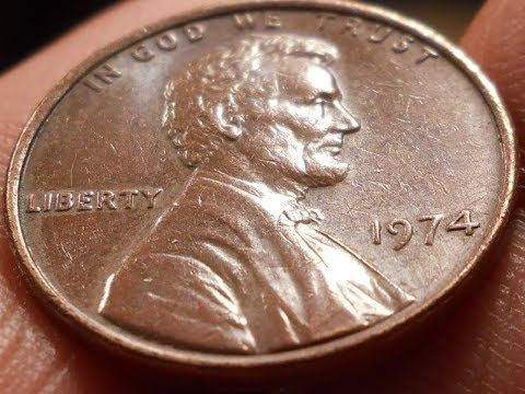 1974 Aluminum Lincoln Cent Worth $2,000,000 But It Is