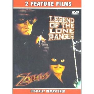 Legend of the Lone Ranger + Zorro (DVD)  http://documentaries.me.uk/other.php?p=B0009VUMF8  B0009VUMF8
