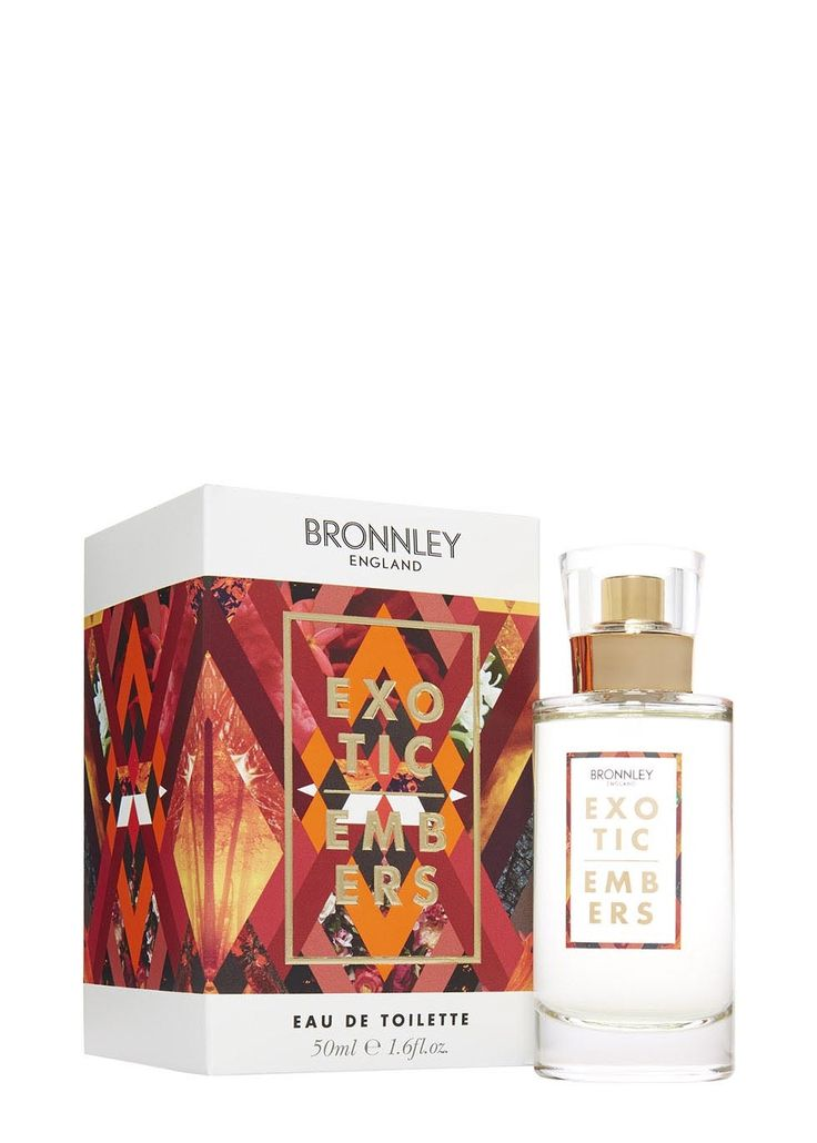 Introducing Bronnley's Exotic Embers Eau de Toilette. Feel the intense heat of the sun descending through ruby red citrus notes flaming with the tropical, narcotic flowers of tuberose, gardenia and ylang ylang. Dark smoky embers of woods, almost burnt sugared plum and flickering hot spices bring the embracing warmth of the fire into the deep base of labdanum and glowing amber.£70 per 100.00ml