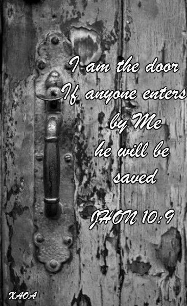 xaoa/His door is always open like His arms