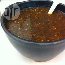 Photo Recipe: morita chile sauce