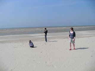 Escape From It All On A Secluded Beach.  Le Touquet.