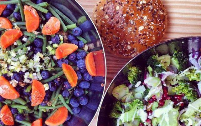 Zo wordt Dagen zonder Vlees een waar feest: 16 heerlijke vegetarische lunchadressen   Vegetarisch lunchen   De Morgen