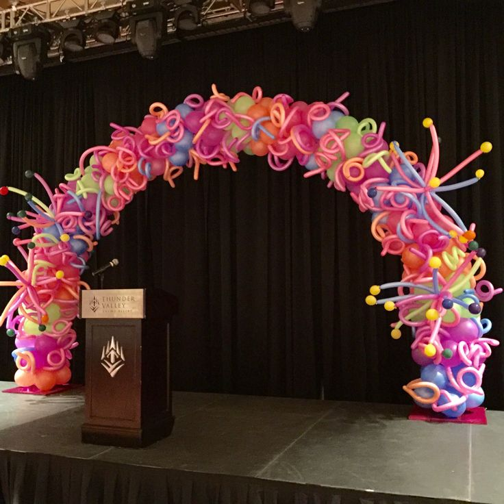 Balloon Creations By Carolyn Spectacular Balloon Decor