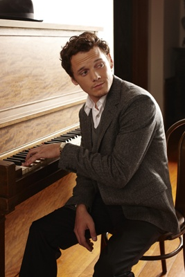 Anton Yelchin.. I find him strangely adorable