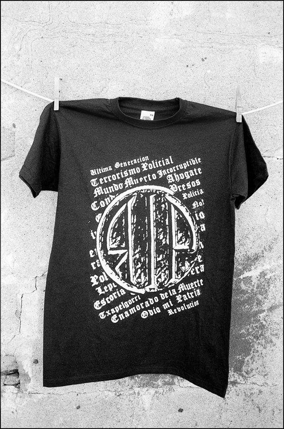 RIP Enamorado de la Muerte Tshirt por CalaveraPunk en Etsy, €11.00