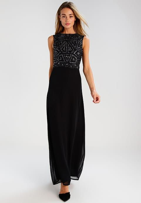 Lace & Beads STAR - Iltapuku - black - Zalando.fi