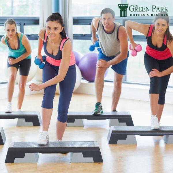 Fit olmak hiç bu kadar eğlenceli olmamıştı. The Green Park Hotel Merter'de bulunan Fitness Merkez'inde aerobik ve step çalışmaları ile eğlenirken formunuzu koruyabilirsiniz.