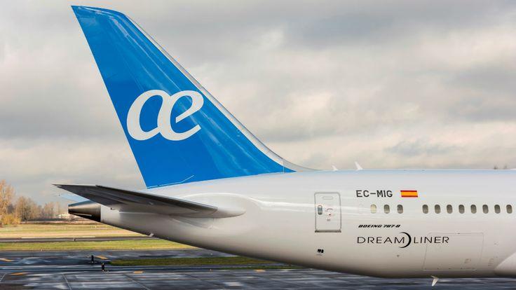 Air Europa inicia sus vuelos entre las islas Canarias para trasladar 145.000 pasajeros hasta marzo