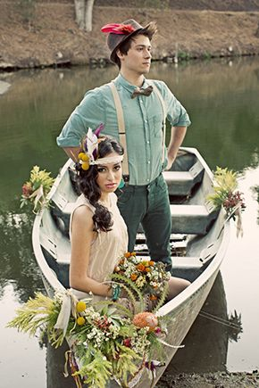 A Rustic Neverland Inspired Wedding Shoot--KATIE RUSSEL THIS IS YOU   good Halloween costumes