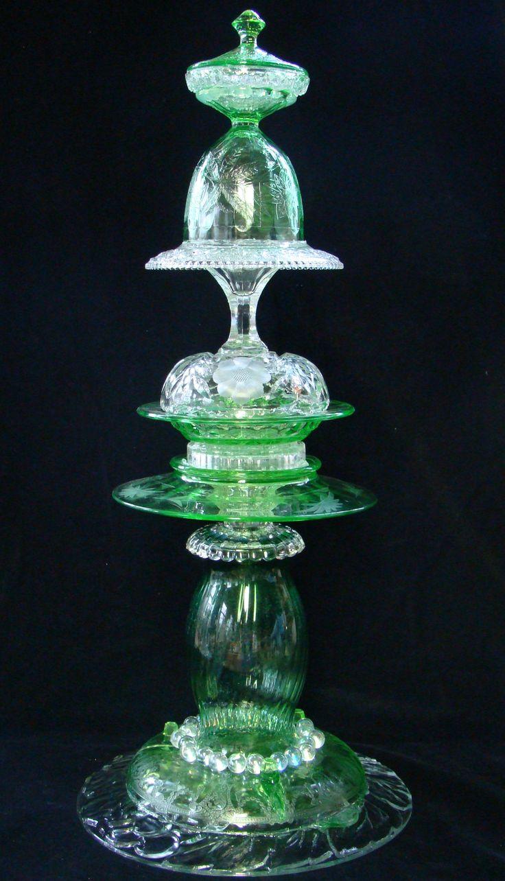 Glass Totem.