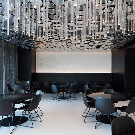 24 best Bars and Restaurants - Contemporary images on Pinterest - designer kantine spiegel magazin