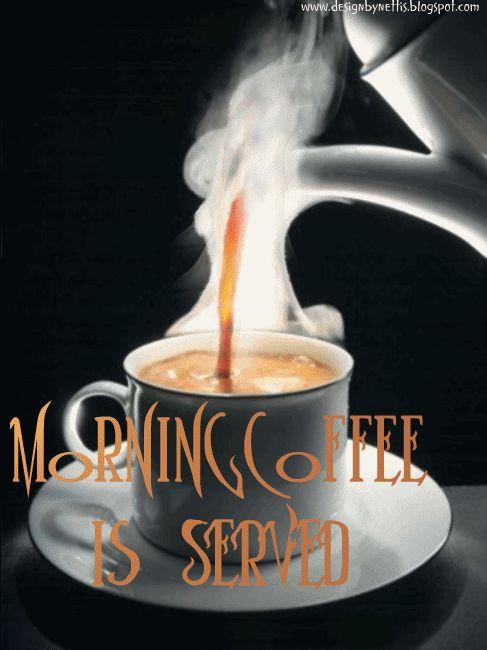 DesignByNettis:  ☼ GOOD MORNING everyone.... Your #morningcoffee ...