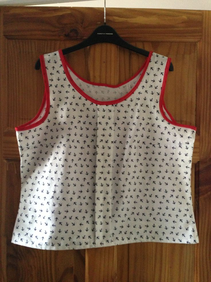 My Colette top