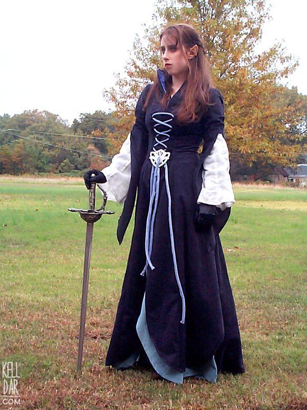 Arwen's Chase Dress @ kelldar.com