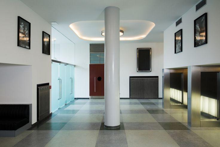 Public commission 2007 Goal : Reconstruction of... - MARTINEK / ARCHITECT