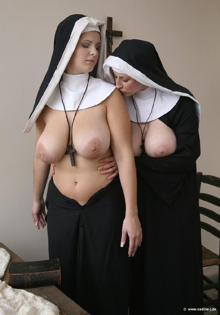 Teen Nun Nude 17