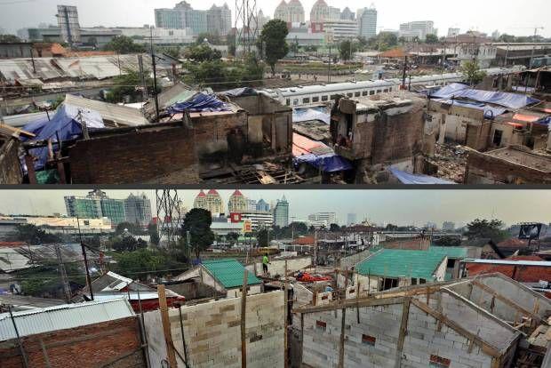 Kampung Deret Ala Jokowi