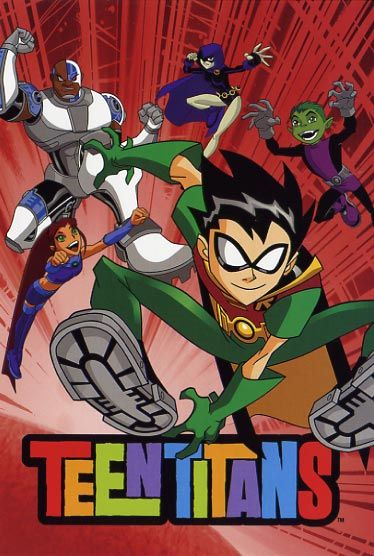 In the teen titans made
