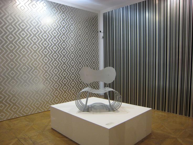 BRNO ECHO INTERNATIONAL BIENNIAL OF GRAPHIC DESIGN  PRAZAK PALACE, MORAVIAN GALLERY, BRNO, CZECH REPUBLIC