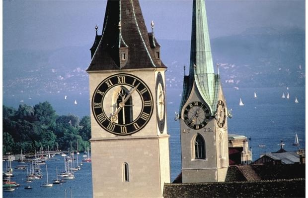 Switzerland dominate world rankings of top 20 most competitive economies - those best at generating wealth.