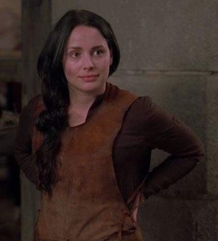 Laura Fraser, Scotlands finest! | here in A Knights Tale ...Laura Fraser A Knights Tale