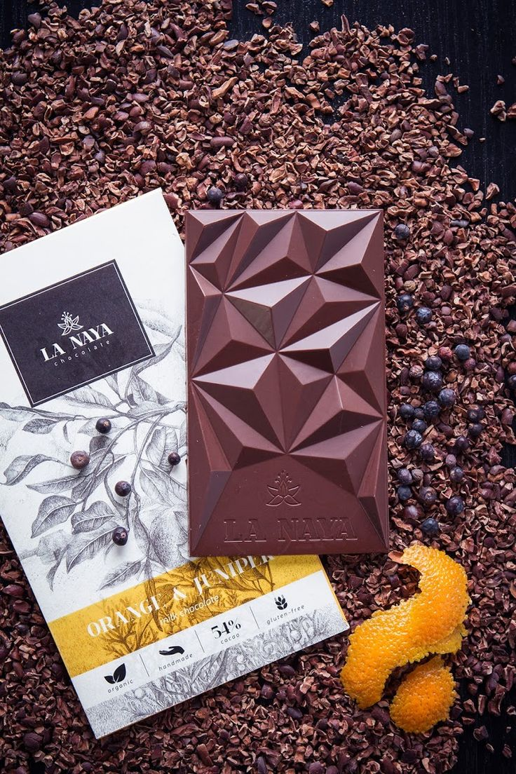 La Naya Chocolate on Packaging of the World - Creative Package Design Gallery