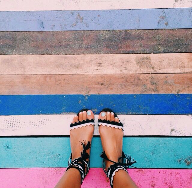 Strappy Sandals                                                       …