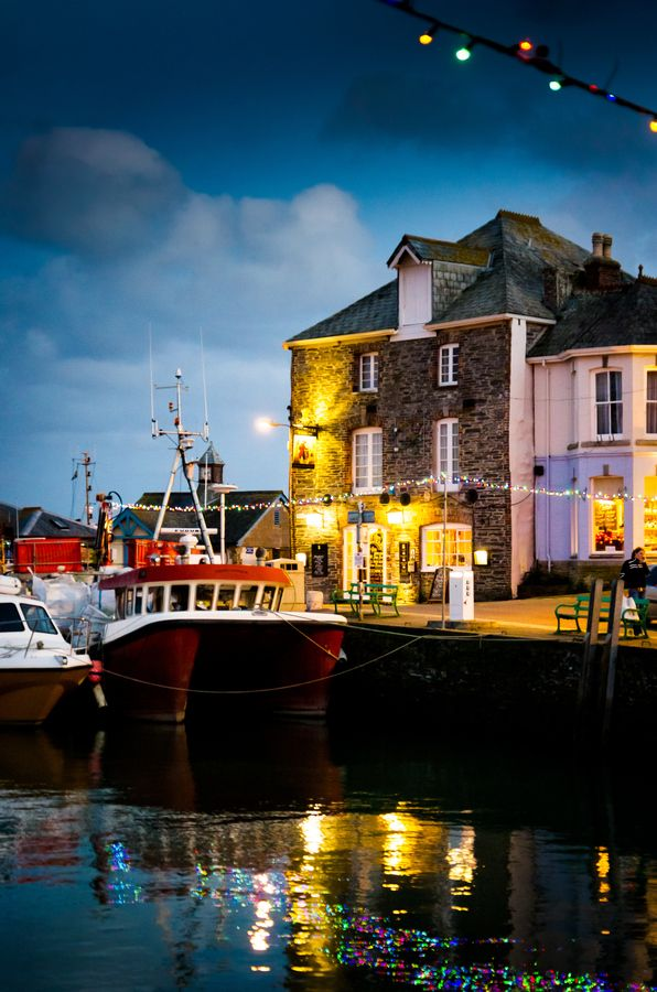Before the age of steam Padstow was a key port, but is now known primarily for tourism and fishing.  The town boasts some great restaurants including Paul Ainsworth at No. 6, and Rick Stein's seafood restaurant (and very good fish & chip shop for a more modest outlay).