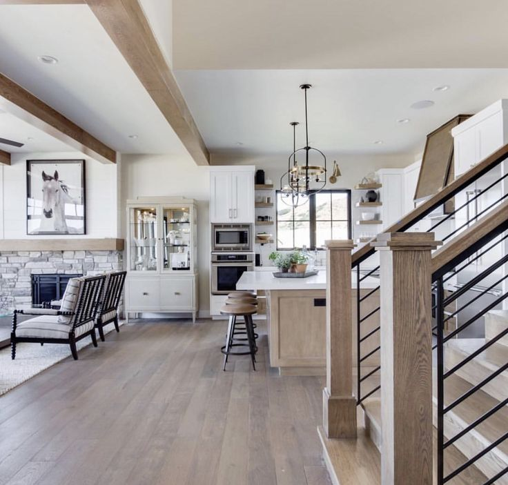 Before And After This Renovated Ranch Kitchen Beautifully Blends Rustic With Modern: 80 Best ! ~Inspiration-Pools And Pool Houses~ ! Images On