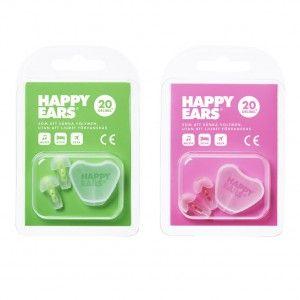 Happy Ears öronproppar    (finns blått också    (Septemberboxen 2014)