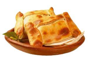 Empanadas de Pino, otro plato tipico de chile