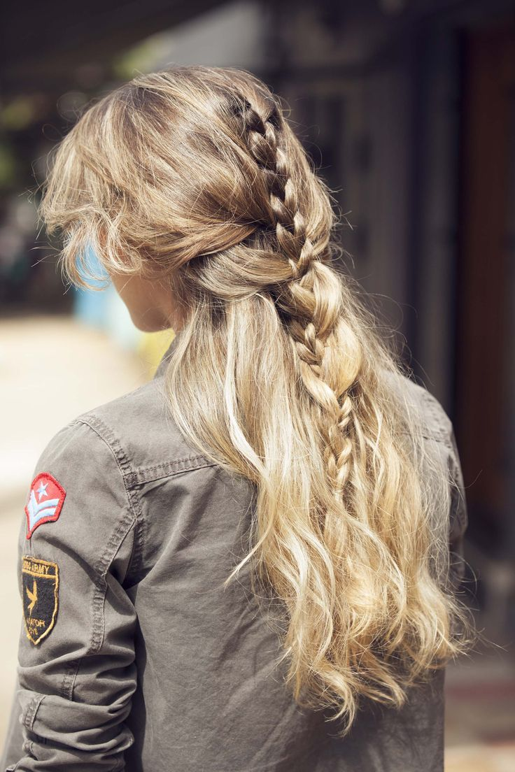 Just because you love your long hair doesn't mean you don't get bored of it. Try one of these long hairstyles for women for a change of pace. | All Things Hair - From hair experts at Unilever