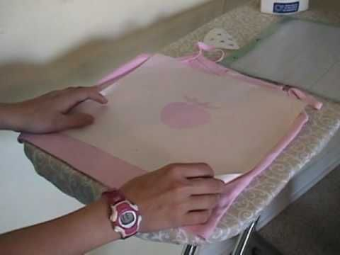 cricut freezer paper t-shirt, other Cricut applications too, on video
