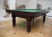 Zdjęcia stołu Exlusive, stół bilardowy z litego drewna