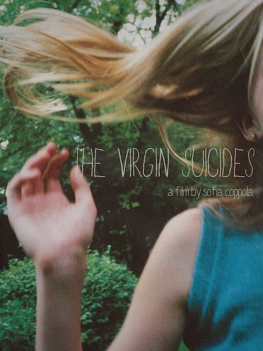the virgin suicides - sophia coppola. And a great soundtrack from Air.